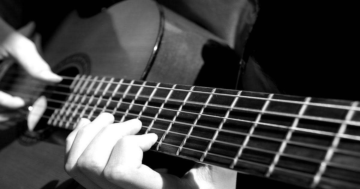 guitar wallpaper classical guitar playing acoustic hands fretboard fingers fingerpicking black. Black Bedroom Furniture Sets. Home Design Ideas