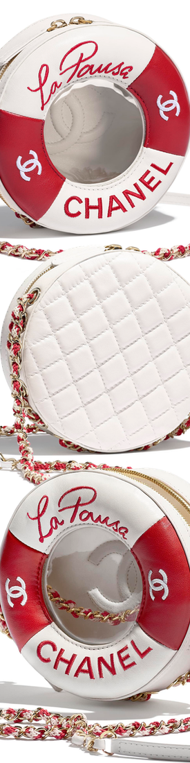 CHANEL CRUISE 2018/2019 HANDBAG COLLECTION