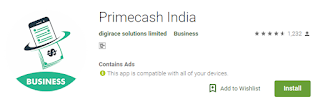 Prime Cash app se paise kaise kamaye in hindi step by step | delhi technical hindi blog !