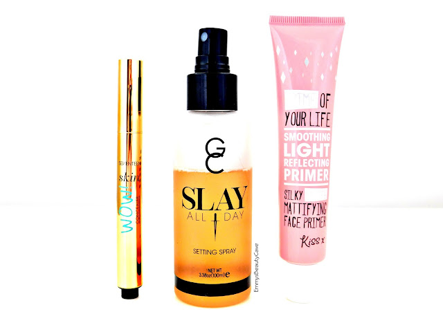 Products For Oily SKin, Gerard Cosmetics Slay All Day Setting Spray