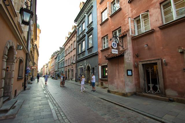 Stare miasto-Varsavia