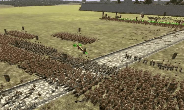 تحميل لعبة 1 rome total war