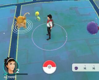 Beberapa dampak negatif dari bermain game pokemon go