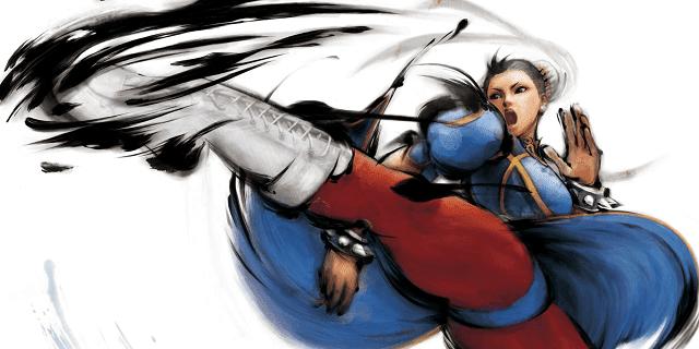 Chun Li adalah karakter wanita pertama yang dibuat dalam game fighting