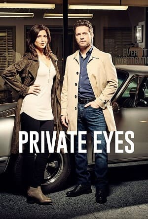 Private Eyes Séries Torrent Download capa