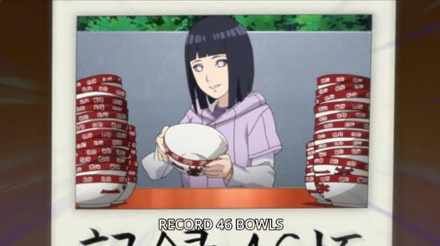 Hinata Hyuga (Naruto) - Karakter Anime Perempuan Paling Rakus dan Cantik