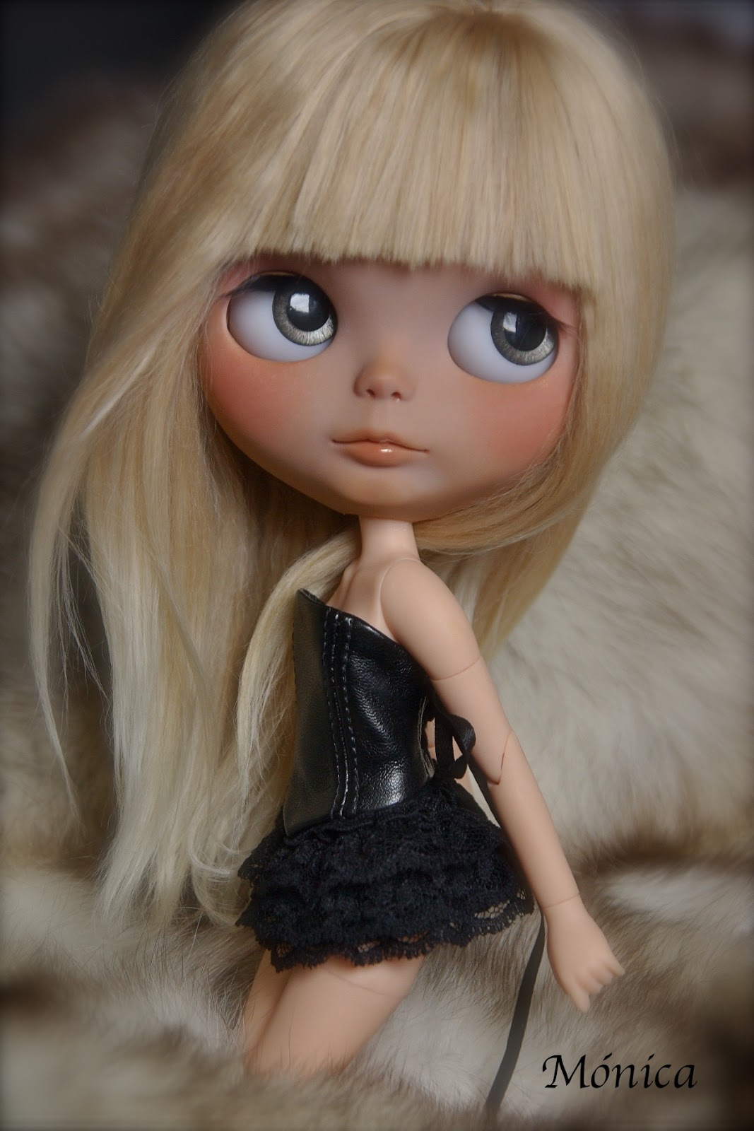 Monicadollys Ooak Blythe dolls