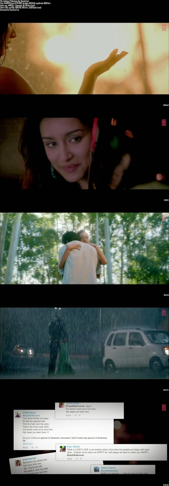 Mediafire Resumable Download Link For Video Song Valentine's Day Special Video - Aashiqui 2