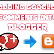 Add Google+ Commenting System in Blogger?