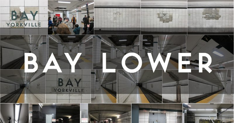 Bay Lower station photo gallery
