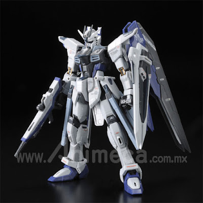 Freedom Gundam ZGMF-X10A Deactive Mode Real Grade (RG) 1/144 Model Kit Mobile Suit Gundam SEED