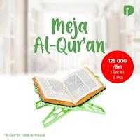 Dusdusan Meja Al Quran Set (Set of 5) ANDHIMIND
