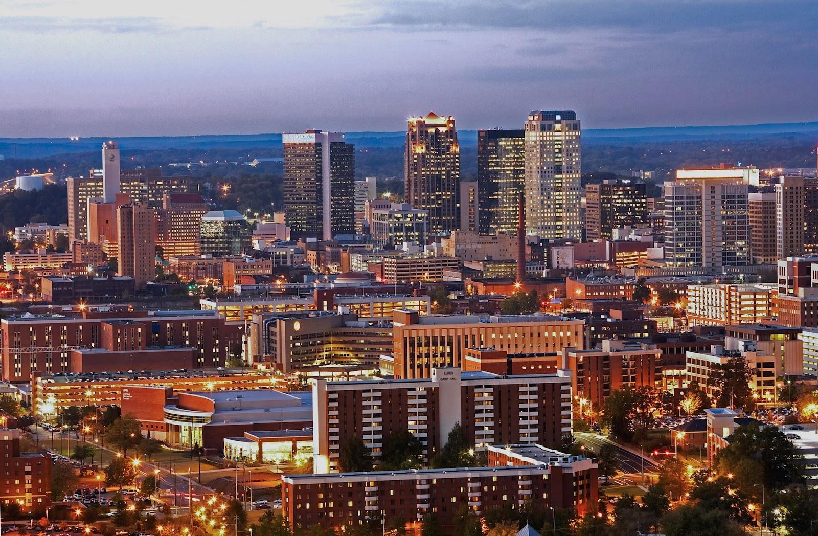Travel & Adventures: Birmingham. A voyage to Birmingham