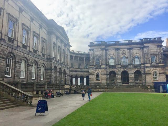 Old College, Edinburgh University