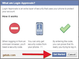 Activate Facebook Login Approvals
