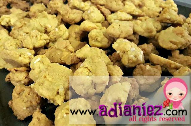 Tahun Ni Biskut Raya Homemade In Da House ~ cornflakes rangup