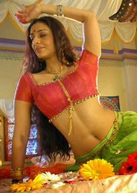 Beautiful Indian Actresses Gallery Tabu In Saree -1112