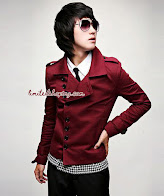 limited shoping sk22 jaket merah korean style