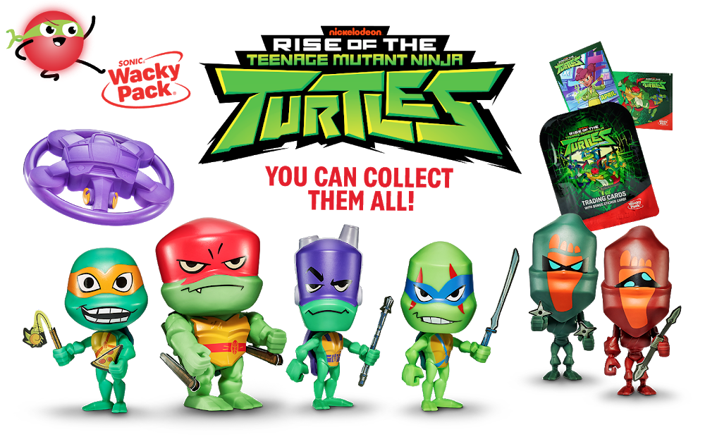 Nickalive Sonic Drive In Launches Rise Of The Tmnt Promotion