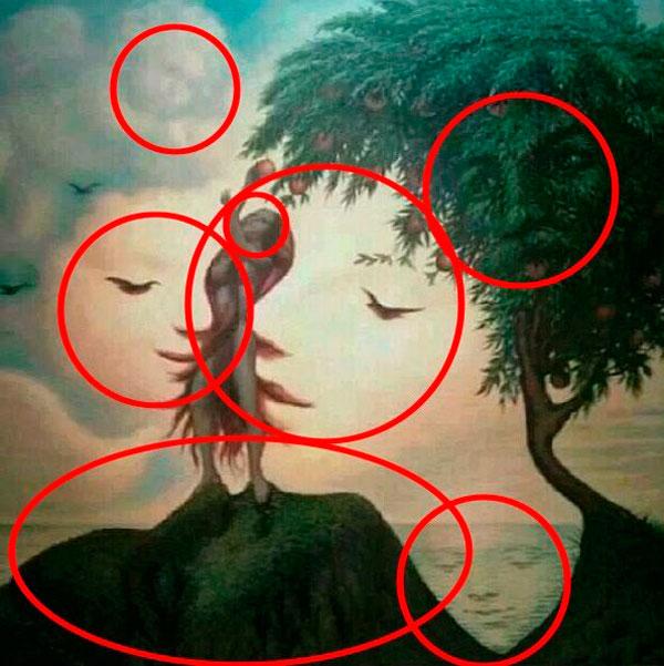 Картинки сколько человек изображено человека
