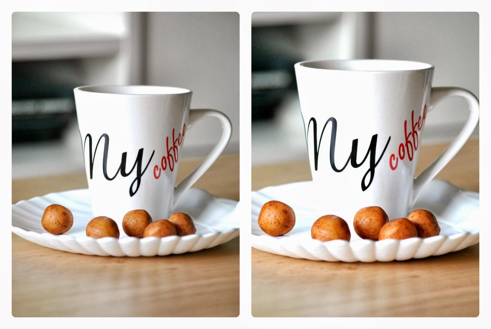 coś słodkiego do kawy