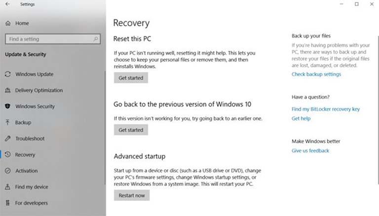 Cara Microsoft Mencoba Memulihkan File Terhapus Oleh Windows 10 October 2018 Update