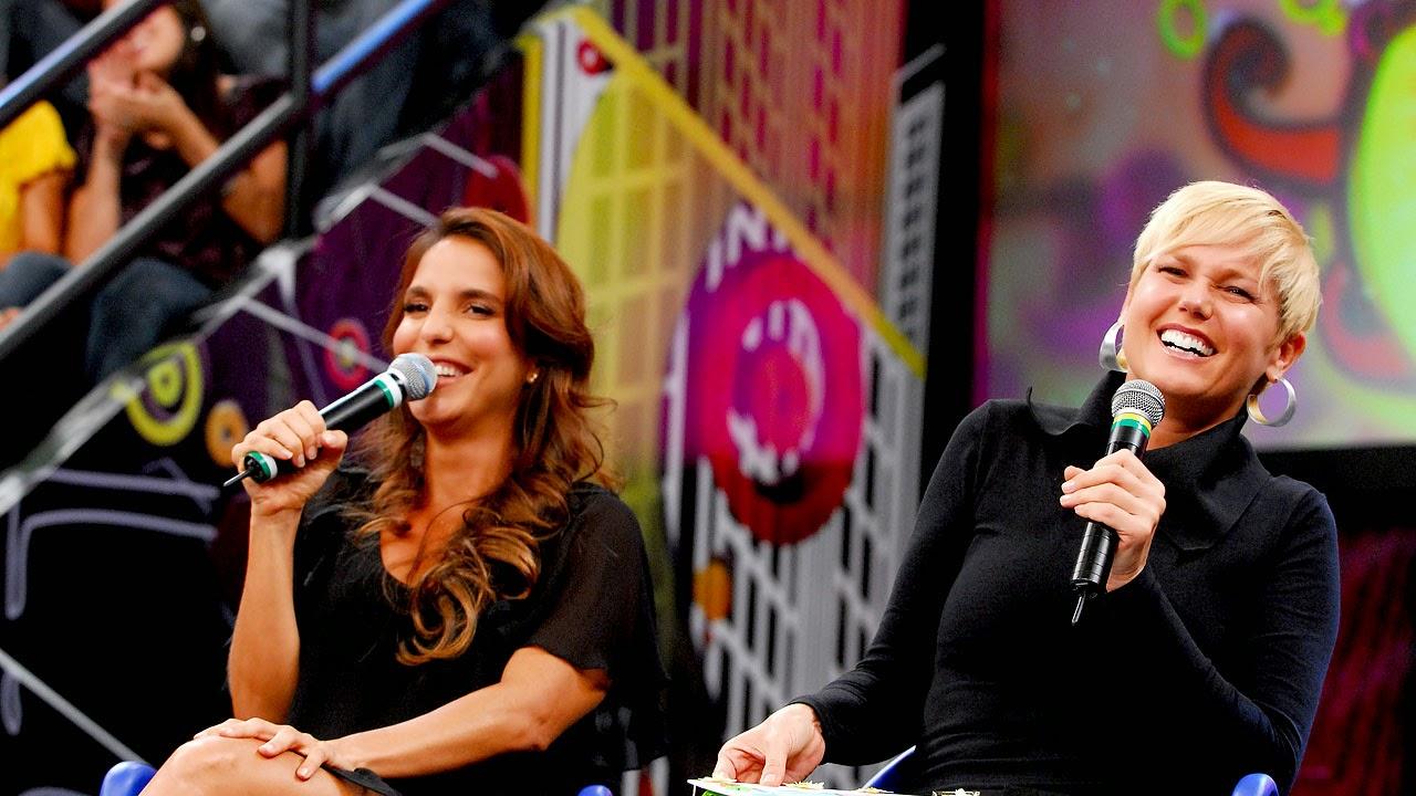 Xuxa e Ivete Sangalo vão dividir palco de festa LGBT no Rio