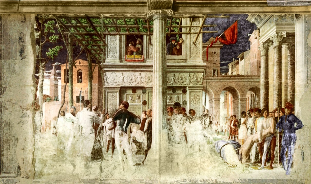Andrea Mantegna e la riscoperta dell'antico