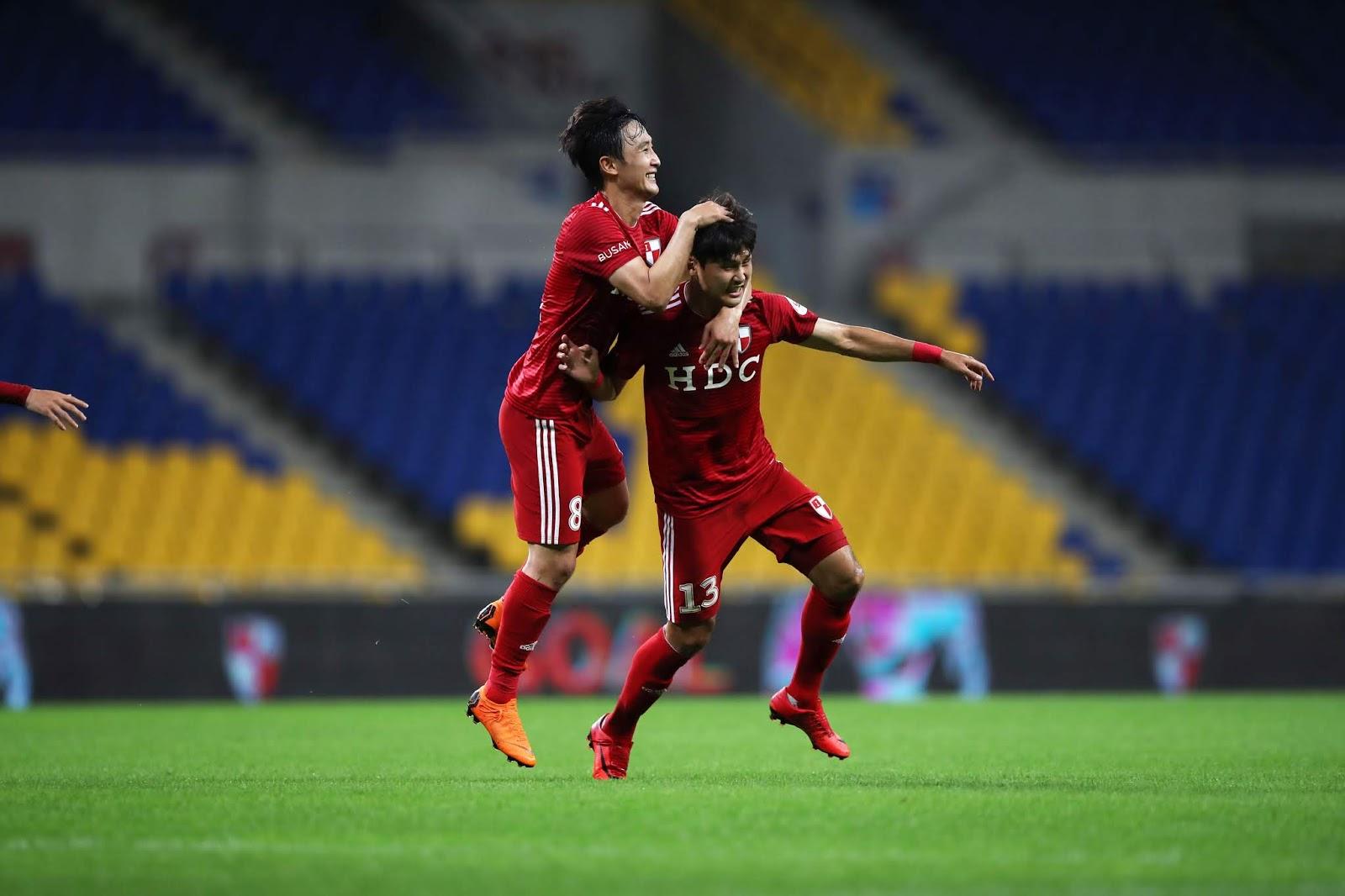FA Cup Preview: Busan IPark Vs Gyeongju Citizen