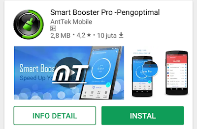 Cara Menambah RAM Di Hp Android Dengan Menggunakan Aplikasi