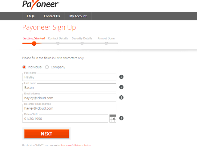 How To Get A Free Payoneer MasterCard - Earn $25 Sign Up Bonus