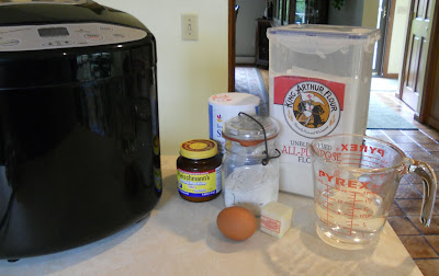 Hamburger Bun Ingredients