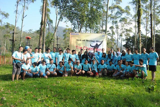 Paket Outing Kantoran dan Games Outbound - Zona Adventure Outbound Lembang Bandung