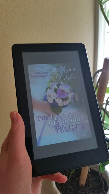 Hilarious review of The Wedding Wager, or a car wreck with destiny -- Samantha Says READ or DON'T Read book recommendations via Devastate Boredom