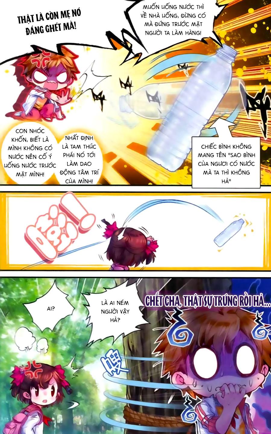 Đạo Mộ Bút Kí Thất Mộng Chap 4 - Next Chap 5