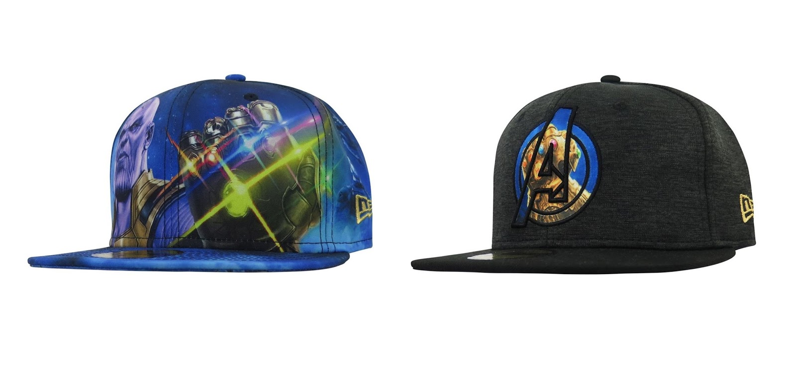 Avengers  Infinity War 59Fifty Fitted Hat Collection by New Era Cap x Marvel 066b808ef1c6