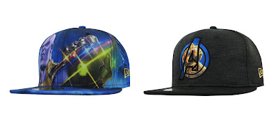 Avengers: Infinity War 59Fifty Fitted Hat Collection by New Era Cap x Marvel