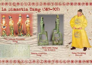 La Dinastía Tang