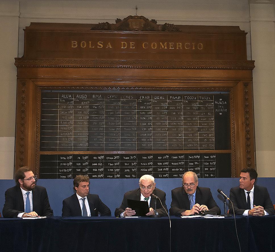 #BCBA La Bolsa renovó su consejo directivo y elegirá autoridades el 2 de mayo