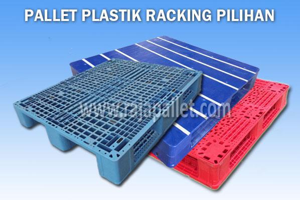 3 Pilihan Pallet Plastik Racking Murah Rekomendasi
