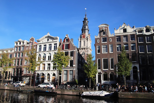 Een weekend in Amsterdam