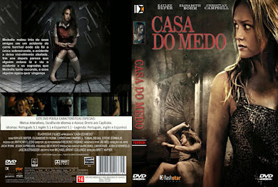 Filme Casa do Medo (Darkroom) DVD Capa