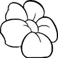 Desenhos De Flores Para Pintar Com Tinta Guache Mmod
