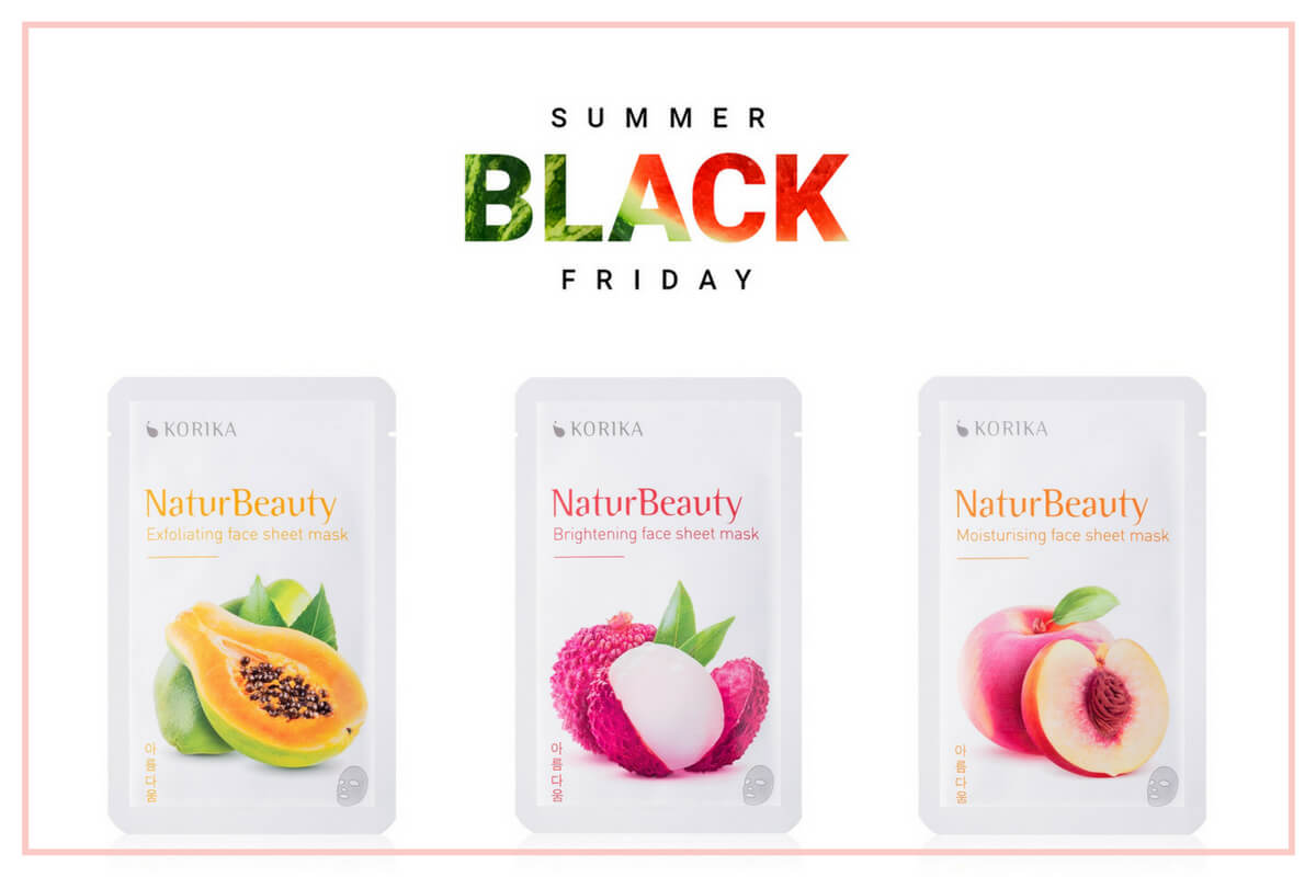 Kod rabatowy Iperfumy - SUMMER BLACK FRIDAY 2018