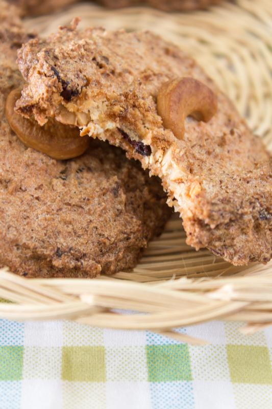 receta de galletas saludables light