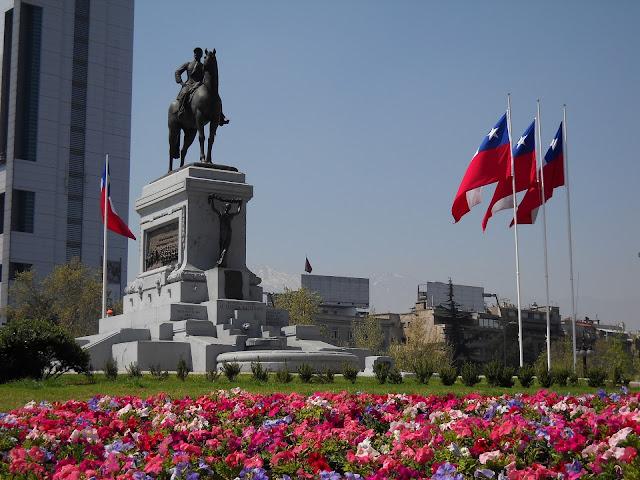 Vuelos Baratos a Santiago de Chile