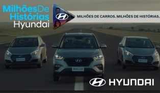 Promoção Concurso Milhões de Histórias Hyundai