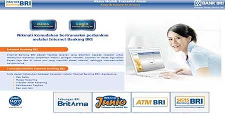 Transfer BRI Internet Banking Kena Biaya Rp250