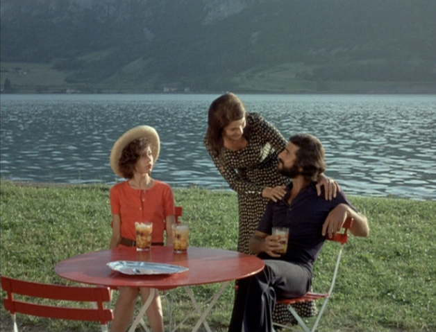 Claire's Knee (Éric Rohmer, 1970)Not Just Movies