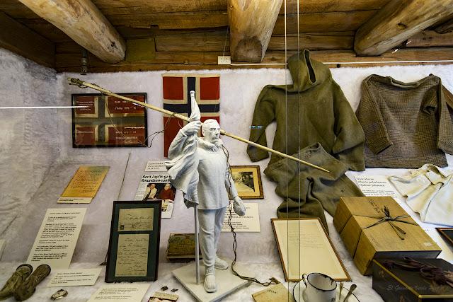 Amundsen - Museo Polar de Tromsø por El Guisante Verde Project